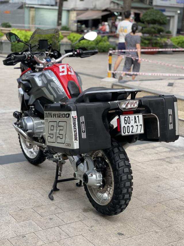_ Moi ve xe BMW R1200 GS ABS Ban nhap duc HQCN Dang ky 72014 chinh chu odo 41000km xe dep - 5