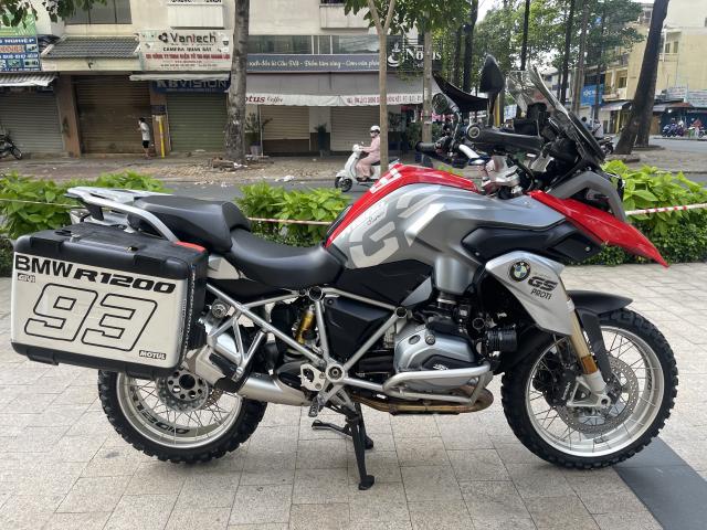 _ Moi ve xe BMW R1200 GS ABS Ban nhap duc HQCN Dang ky 72014 chinh chu odo 41000km xe dep - 8