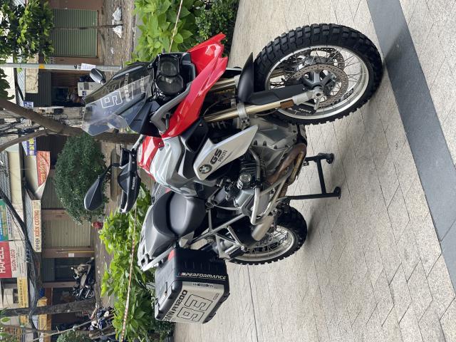 _ Moi ve xe BMW R1200 GS ABS Ban nhap duc HQCN Dang ky 72014 chinh chu odo 41000km xe dep - 10