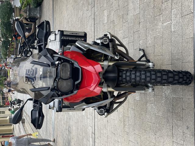 _ Moi ve xe BMW R1200 GS ABS Ban nhap duc HQCN Dang ky 72014 chinh chu odo 41000km xe dep - 2