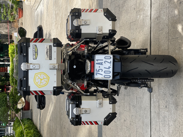 _ Moi ve Xe BMW S1000XR ABS ban Phuot chinh Dien HQCN DATE 102020 chinh chu xe con bao hanh - 5