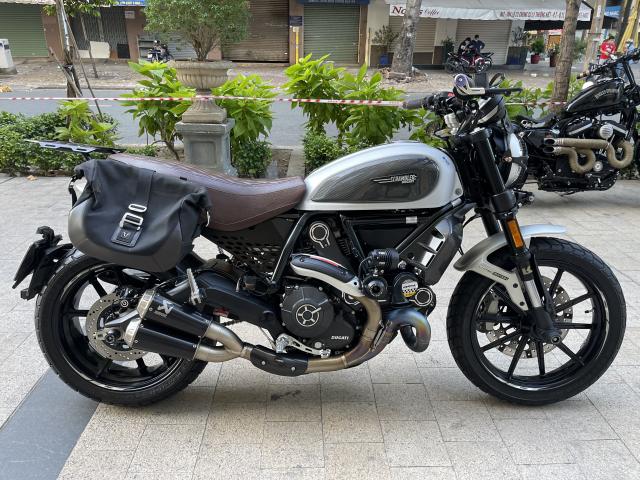 _ Moi ve Xe DUCATI Scrambler 800 ABS Full do choi HQCN Dang ky 82018 chinh chu odo 7300 km - 4