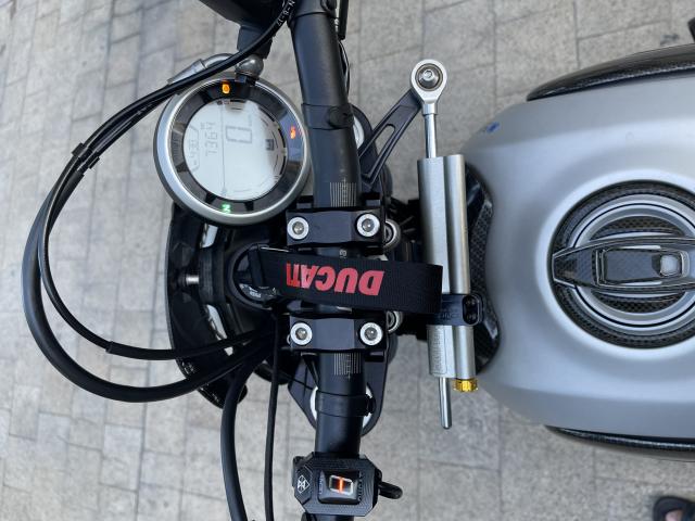 _ Moi ve Xe DUCATI Scrambler 800 ABS Full do choi HQCN Dang ky 82018 chinh chu odo 7300 km - 8