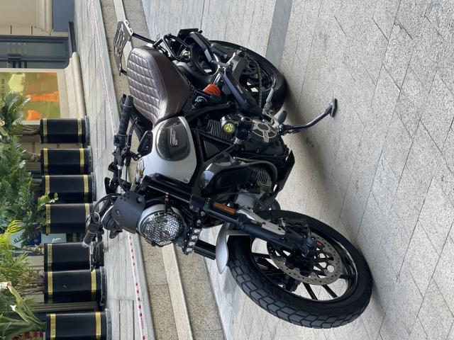 _ Moi ve Xe DUCATI Scrambler 800 ABS Full do choi HQCN Dang ky 82018 chinh chu odo 7300 km - 2