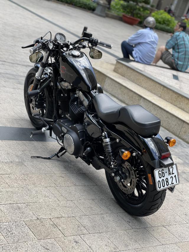 _ Moi ve Xe HARLEY DAVIDSON Forty Eight Sporter 1200 ABS HD48 Den HQCN Dang ky 92019 chinh chu - 5