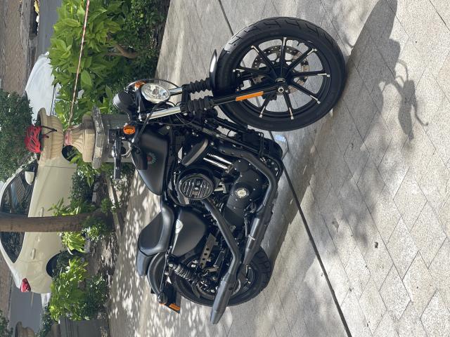 _ Moi ve Xe HARLEY DAVIDSON Sportster iron 883 ABS HQCN Dang ky 102020 chinh chu odo 3800 km - 10
