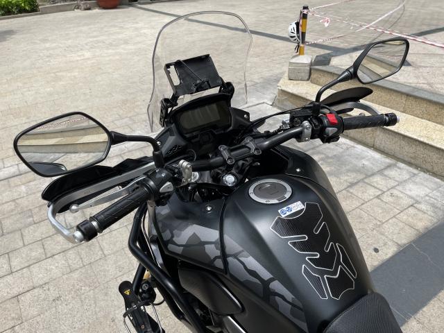 _ Moi ve xe HONDA CB500X ABS odo 11500 km HQCN Dang ky 92019 chinh chu xe dep may zin - 6