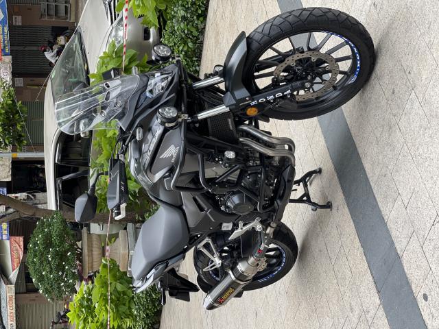 _ Moi ve xe HONDA CB500X ABS odo 11500 km HQCN Dang ky 92019 chinh chu xe dep may zin - 7