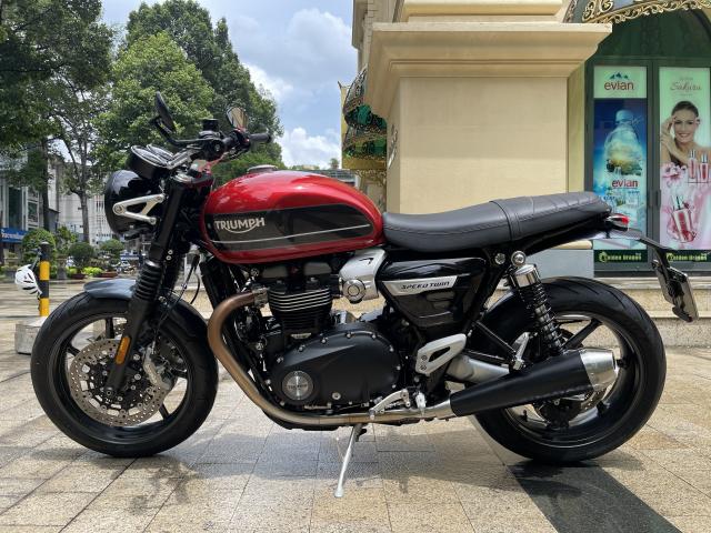 _ Moi ve xe Triumph Speed Twin 1200 ABS HQCN Dang ky 22021 chinh 1 chu odo 3900 km xe dep moi - 5