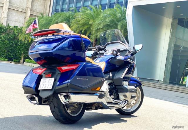 ___ Can Ban ___HONDA GoldWing F6 Touring 1800cc ABS 2018 Keyless___ - 20