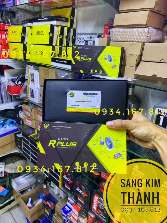 Bo Khoa Nang Cap Chong Trom Chong Cuop Chong Dat Smartkey xe Vision 2021 2022 2023 - 4
