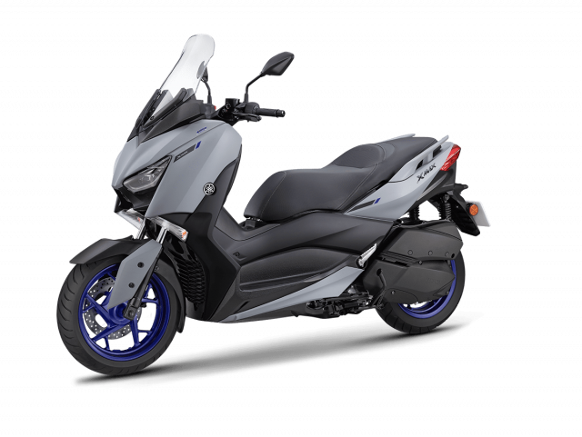 Do mat voi 5 mau moi tren Yamaha XMAX 300 2021 - 3