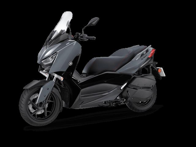 Do mat voi 5 mau moi tren Yamaha XMAX 300 2021 - 5