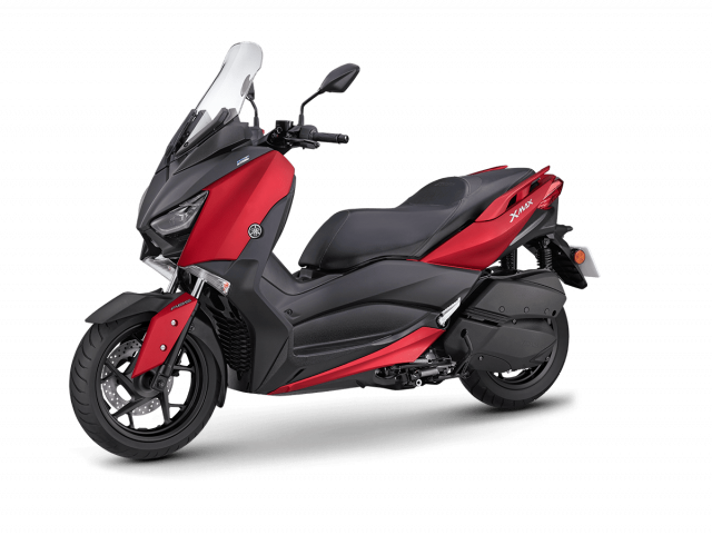 Do mat voi 5 mau moi tren Yamaha XMAX 300 2021 - 7
