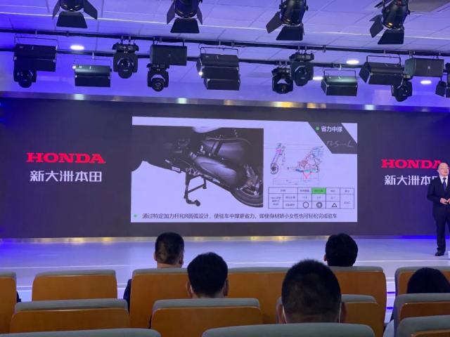 Honda NS110L co thiet ke cuc suc nhung trang bi xin so hon han Vision 2021 - 13