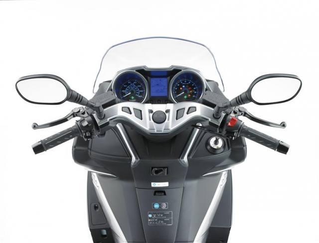 Kawasaki J125 xe tay ga 125cc co gia ban khoang 137 trieu Dong - 5