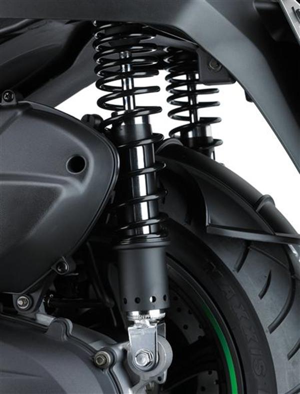 Kawasaki J125 xe tay ga 125cc co gia ban khoang 137 trieu Dong - 8