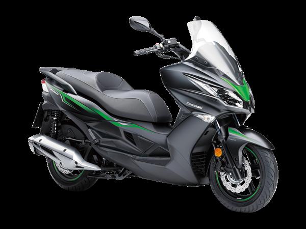 Kawasaki J125 xe tay ga 125cc co gia ban khoang 137 trieu Dong - 13