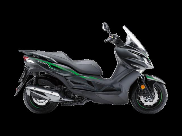 Kawasaki J125 xe tay ga 125cc co gia ban khoang 137 trieu Dong - 16