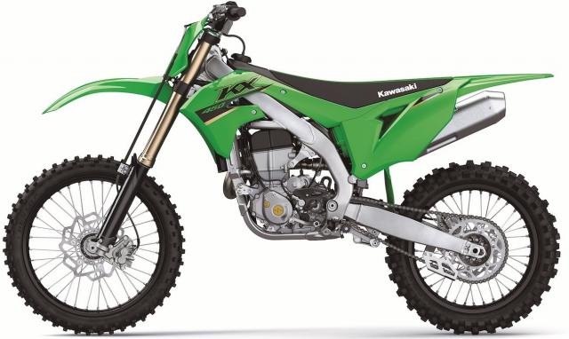 Kawasaki KX450 2022 trinh lang dong co da duoc dai tu hoan toan - 5