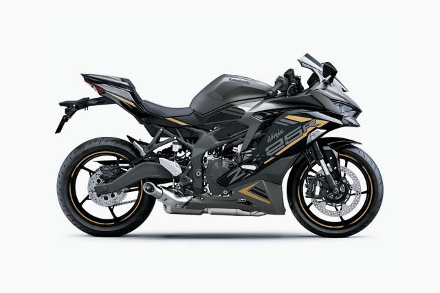 Kawasaki ra mat phien ban ZX25R 2022 moi voi dien mao cuc ngau - 5