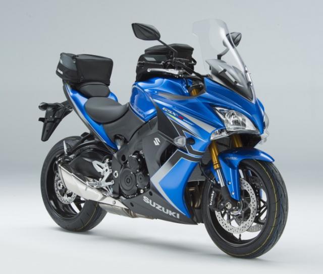 Lo tin Suzuki GSXS1000T se som ra mat ke nhiem GSXS1000F - 6