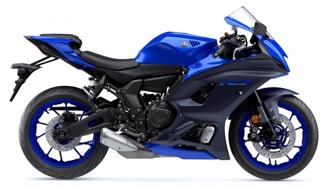 Lo tin Yamaha R25 R3 hoan toan moi se ra mat vao cuoi nam 2021 hoac dau nam 2022 - 3