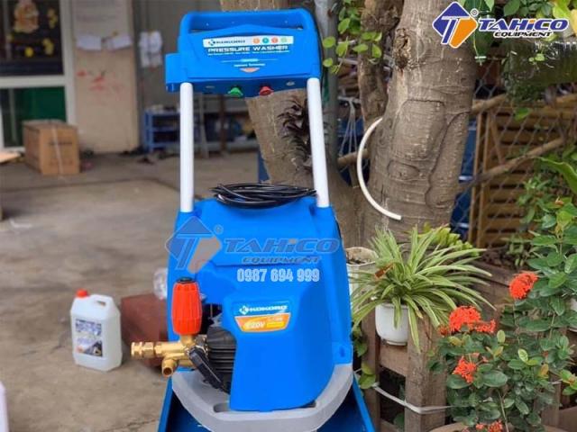 May rua xe cao ap 22kw Kokoro T2200MC co kieu dang dep tuoi tho cao - 4