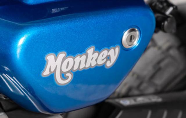 Monkey 2022 duoc Honda uu ai nang cap dong co hoan toan moi - 14