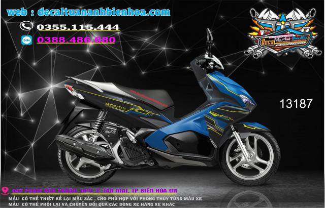 tong Hop Tem xe airblade 20162019 - 2