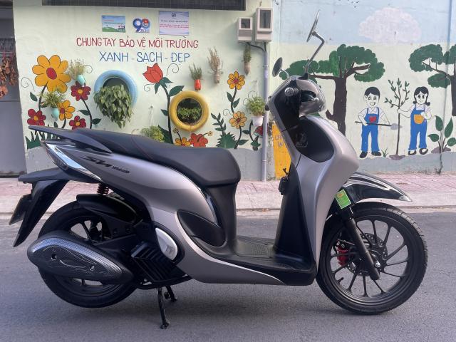 _ Moi ve xe HONDA SH Mode 2021 ABS Ban Dat biet ABS 2 mau odo 1000 km dung chuan Dk 32021 - 2