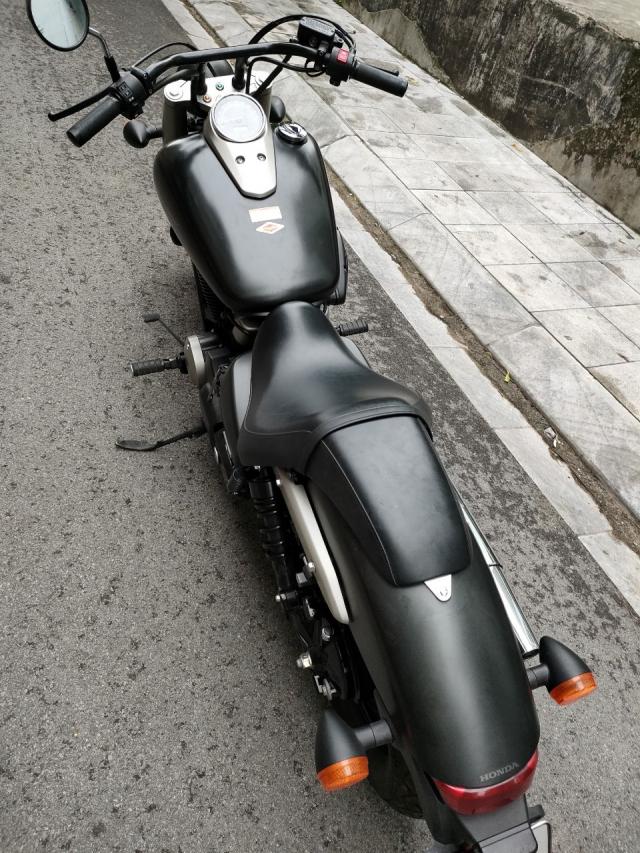 _ Moi ve Xe HONDA Shadow Phantom 750 Mau Den Mo HQCN Dang Ky 122015 chinh 1 chu odo 1300km - 4