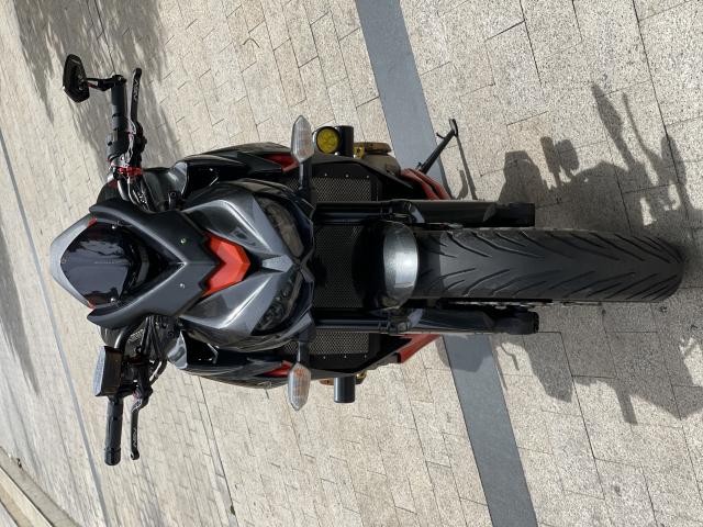 _ Moi ve xe Kawasaki Z1000 ABS Cam Den HQCN Date 52015 chinh chu odo 15200 km xe dep may zin - 3