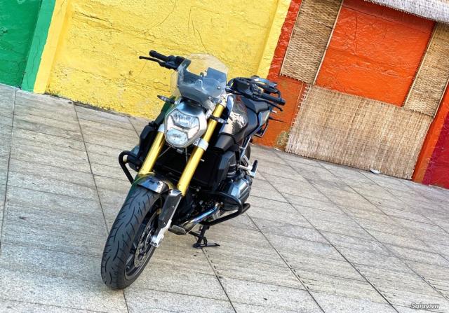 ___ Can Ban ___BMW R1200 R ABS 2017 Keyless___ - 10