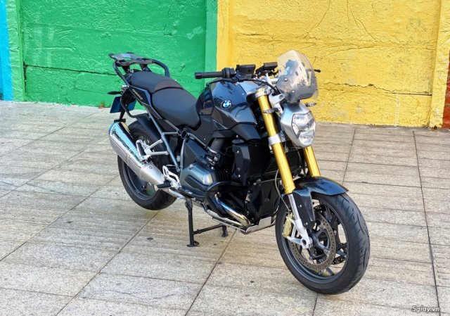 ___ Can Ban ___BMW R1200 R ABS 2017 Keyless___ - 21