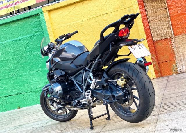 ___ Can Ban ___BMW R1200 R ABS 2017 Keyless___ - 25