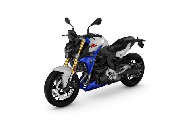BMW Motorrad Fseries 2022 duoc cap nhat mau sac moi - 11