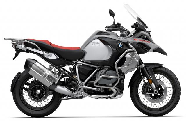 BMW R1250GS Adventure 2022 ra mat duoc bo sung goi trang bi hien dai hon - 6