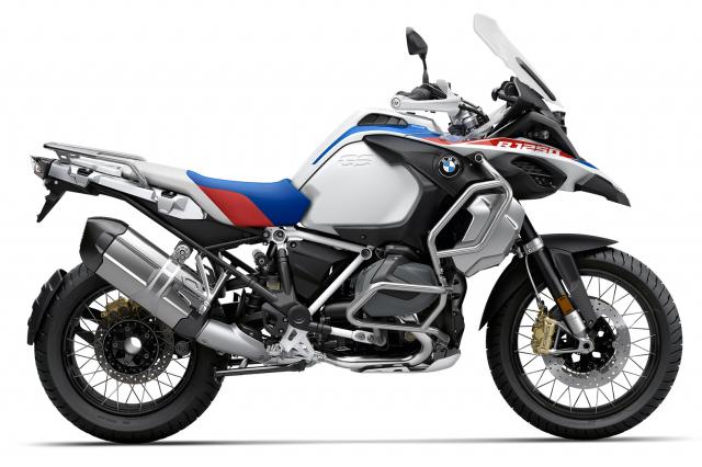 BMW R1250GS Adventure 2022 ra mat duoc bo sung goi trang bi hien dai hon - 8