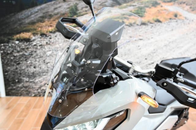 Nhanh nhu chop Honda XADV 750 2021 dau tien ve Viet Nam - 4