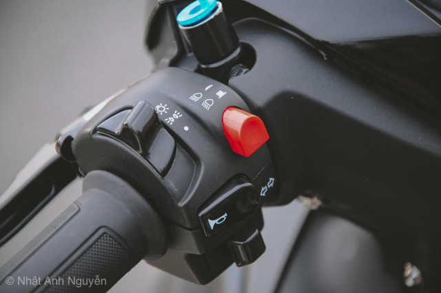 Exciter 150 do kinh khung cua biker Long Xuyen - 6