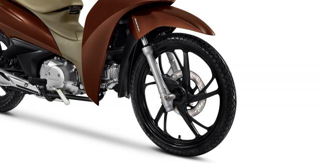 Honda Biz 2021 Mau xe so gia cuc man lai tap giua Future Led va Vision - 9