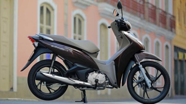 Honda Biz 2021 Mau xe so gia cuc man lai tap giua Future Led va Vision - 15