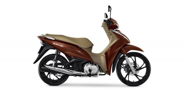Honda Biz 2021 Mau xe so gia cuc man lai tap giua Future Led va Vision - 16