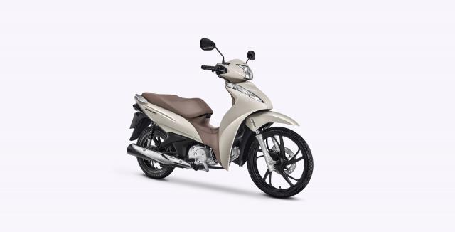 Honda Biz 2021 Mau xe so gia cuc man lai tap giua Future Led va Vision - 19