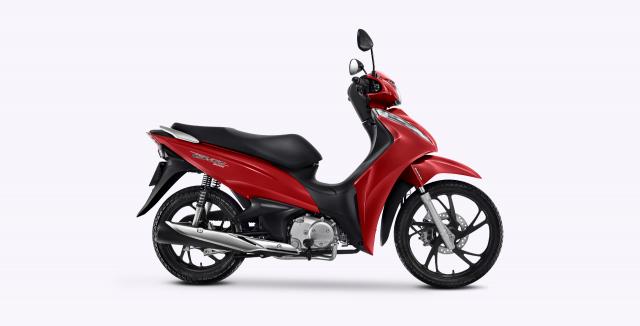 Honda Biz 2021 Mau xe so gia cuc man lai tap giua Future Led va Vision - 20