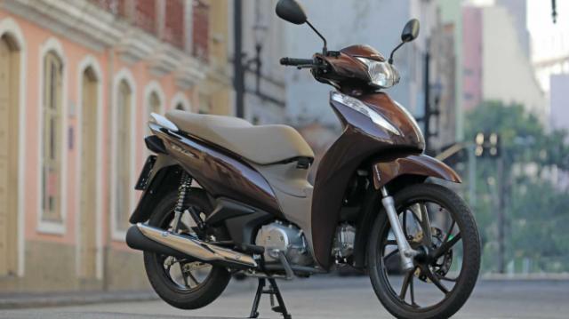 Honda Biz 2021 Mau xe so gia cuc man lai tap giua Future Led va Vision - 14