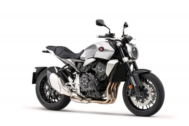 Honda CB1000R CBR1000R Plus 2021 ra mat tai Dai Loan - 3
