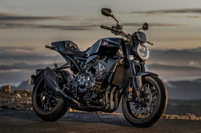 Honda CB1000R CBR1000R Plus 2021 ra mat tai Dai Loan - 7