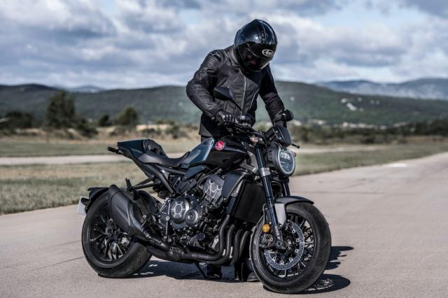 Honda CB1000R CBR1000R Plus 2021 ra mat tai Dai Loan - 9
